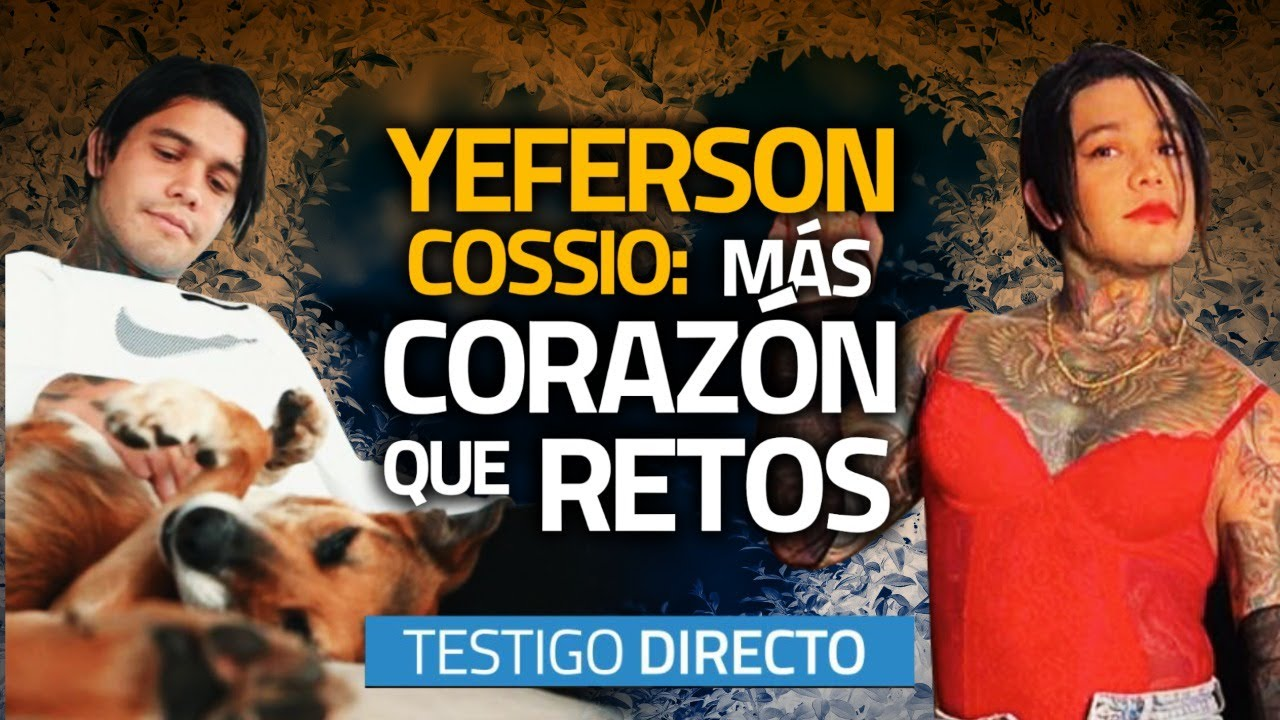 YEFERSON COSSIO: los dos lados de la historia - Testigo Directo