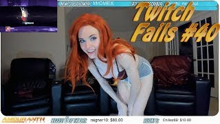 Ultimate Twitch Fails Compilation with Chat! 2017 #40