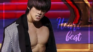 캔뉴쀨마핱빝?... 2PM-Heartbeat(하트비트) 교차편집(Stage Mix)