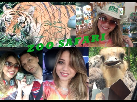 Vlog: Zoo Safari ☆