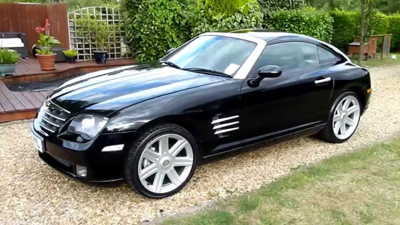 Video Review Of 2007 Chrysler Crossfire 3 2 Coupe For Sdsc Specialist Cars Cambridge