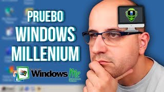 🖥 Pruebo Windows Millenium | La red de Mario
