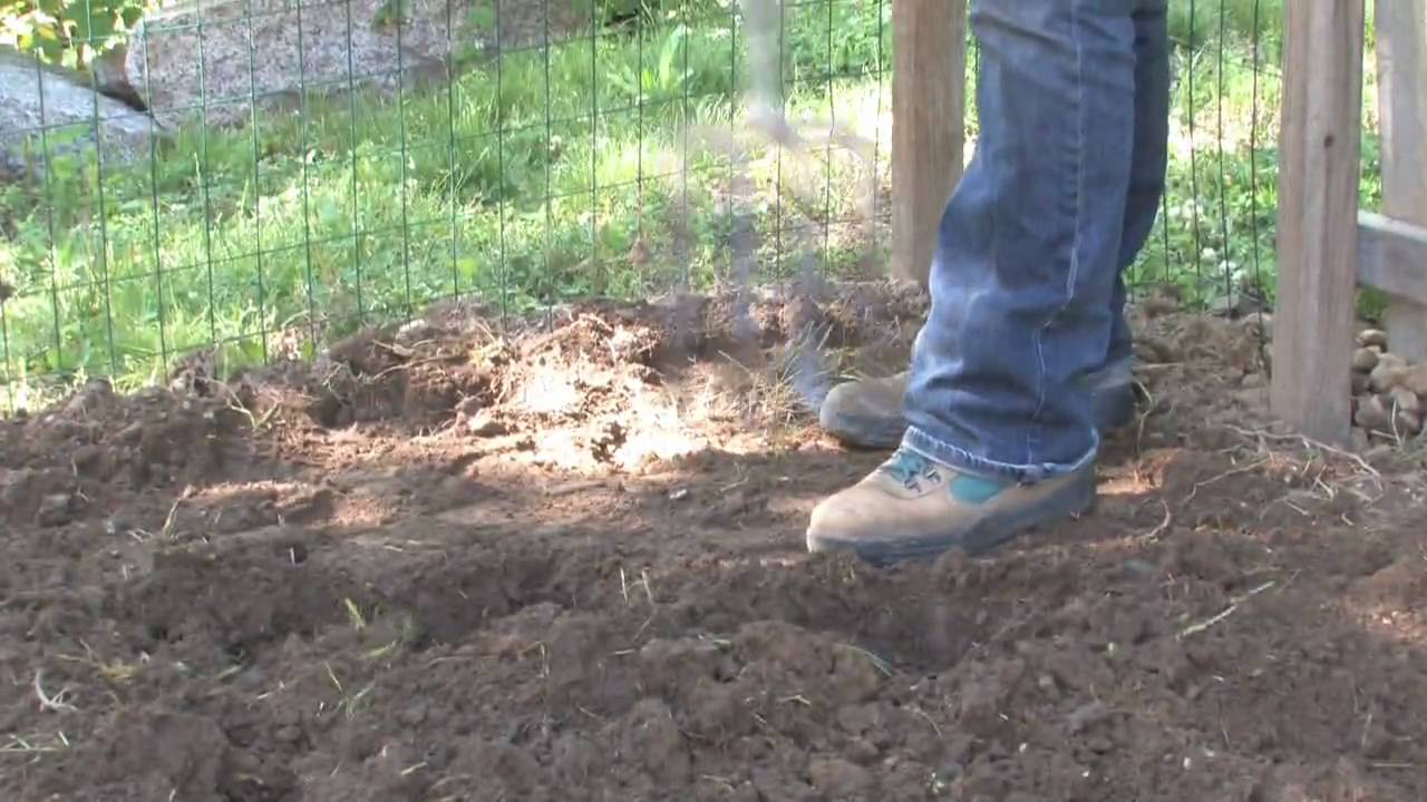how to add sulpher to the garden soil