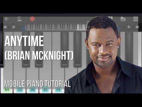 Anytime brian mcknight piano lesson youtube.