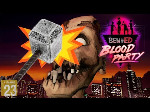 Ben and Ed - Blood Party #6 💀 Die Map ist der HAMMER 🔨 [Let's Play/Gameplay/Deutsch] 🔞
