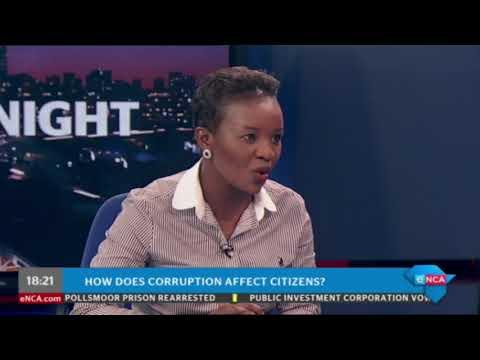 Business Leadership SA's Busisiwe Mavuso on corruption in SA