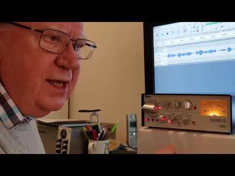 Ted Fletcher TFPRO BRICK2 Mic Preamp Compressor Brick2runthrough