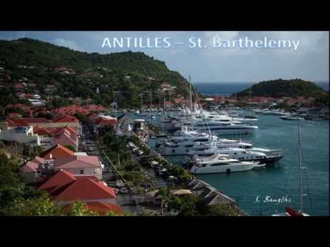 Island of the Lesser Antilles St.Barth - France (HD1080p)