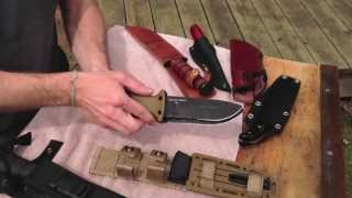 Ka-bar Becker Bk2 Companion Knife - The Outdoor Gear Review