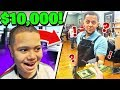 I Paid The Best Barber In My City $10,000 To Fix My Little Brothers Hairline!!