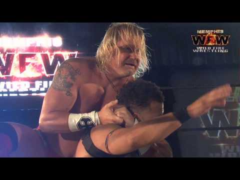 Carlos Rios vs Chris Michaels - Memphis Wild Fire Wrestling - Force of July Match