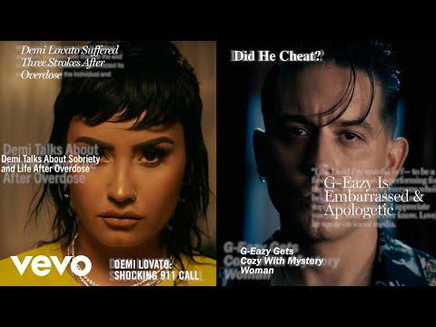 Смотреть клип G-Eazy Ft. Demi Lovato - Breakdown