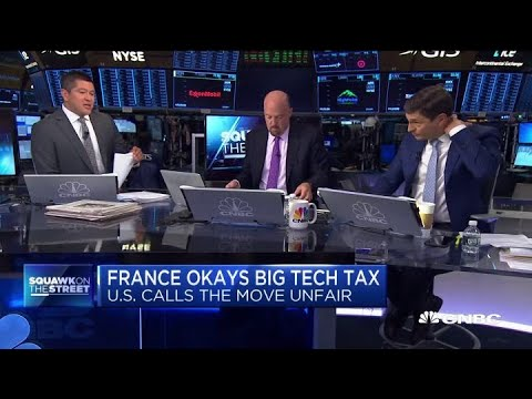 France passes big tech tax as US calls the move unfair