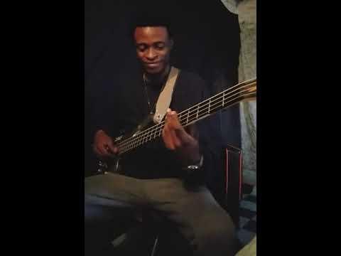 Pasteur Moise Mbiye Nako Zonga Te Bass Cover By Merveil Mukadi Seben