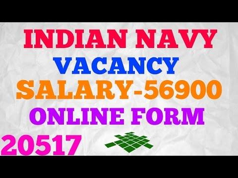 Indian Navy Recruitment 2017 - 384 Vacancies of Tradesman Mate