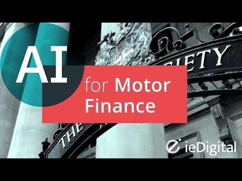 AI In Motor Finance