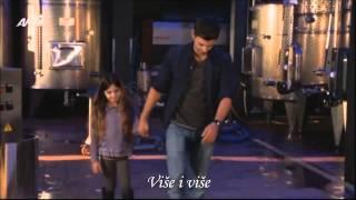 Brusko ღ  Laura Pausini - Viaggio Con Te ღ (srpski prevod)