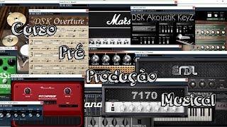 Cacá Barros | Curso de Pré-Produção Musical