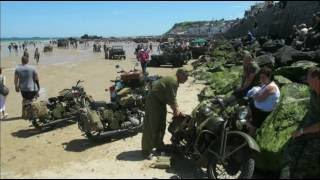 D Day Arromanches 6 juni 2014