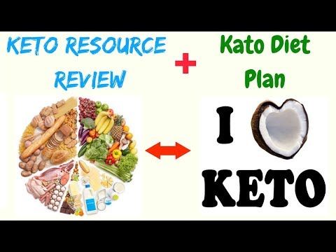 Keto Diet Resource Review - Kato Diet Plan for Weight loss