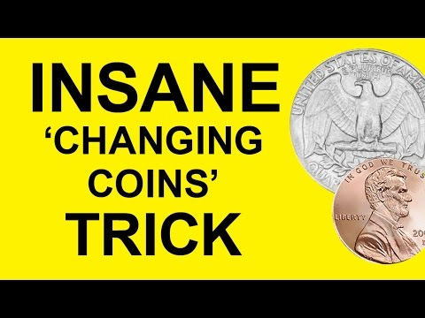 Startling 'Borrowed Coin' Magic Trick Explained! - YouTube