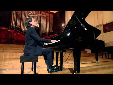 Georgijs Osokins – Etude in B minor Op. 25 No. 10 (first stage)