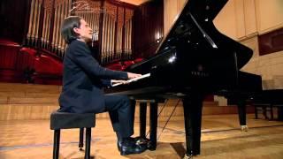 Georgijs Osokins – Etude in B minor Op. 25 No. 10 (first stage)