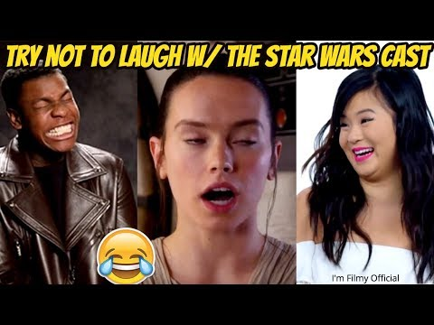 Star Wars: The Last Jedi Bloopers and Funny Moments(Part-2) - Daisy Ridley 2017