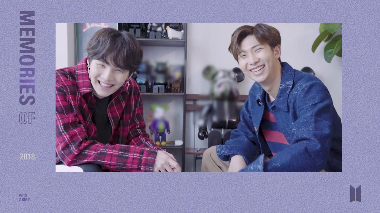 [VOSTFR] PREVIEW BTS BTS MEMORIES OF 2018 DVD