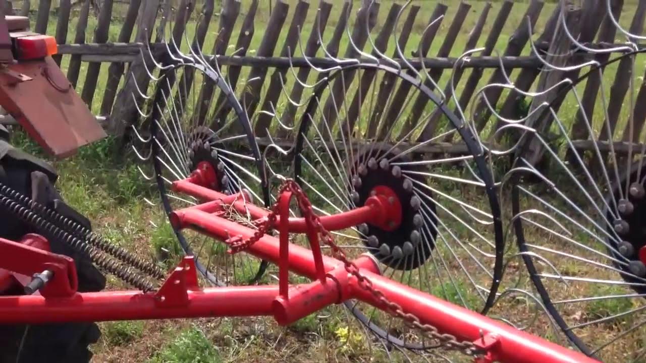Грабли на колесах своими руками фото 715