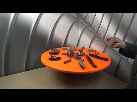 Комплект ГРМ на Портер 2