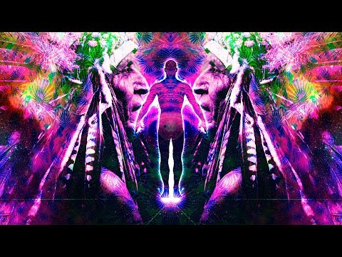 DMT ♡ UNLOCK THE GOD WITHIN ♡ ACTIVATE PINEAL GLAND CRYSTALS 432 Hz Ultra Shamanic Meditation Music