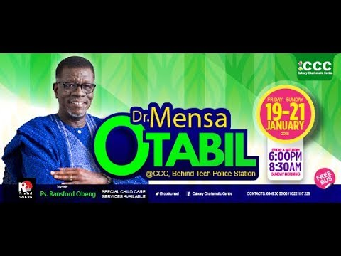 Download DAY THREE OF OUR WISDOM SERIES 2018 WITH DR. MENSA OTABIL