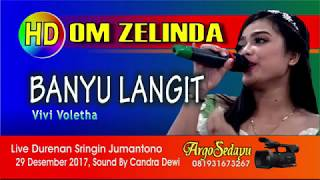 OM ZELINDA HD Banyu Langit VIVI VOLETHA Live Jumantono