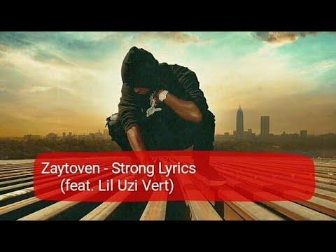 Zaytoven - Strong Lyrics - ( feat. Lil Uzi Vert ) - Trapholizay