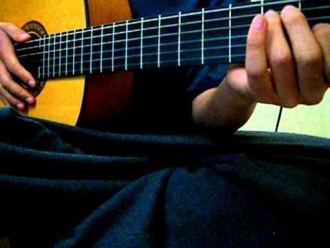 Sweet Pea by Amos Lee Guitar Tutorial