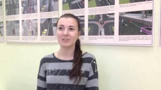 Автошкола Автоинлайн отзыв ученика (Зонова Ангелина)