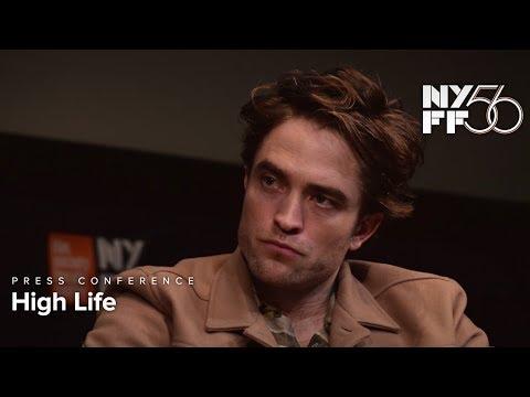'High Life' Press Conference | Claire Denis & Robert Pattinson | NYFF56