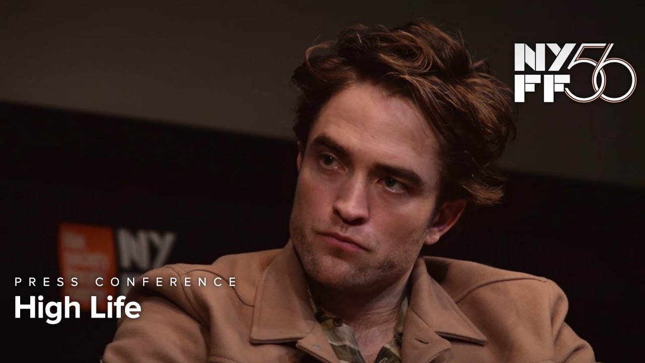 'High Life' Press Conference | Claire Denis & Robert Pattinson | NYFF56