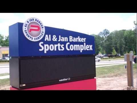 Plainfield, Indiana - Message Center Sign | TKO Graphix