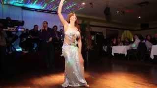 Baladi Montreal Belly Dancer - SALOMÉ - 3ala babi wa2ef amaren