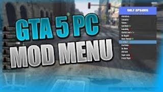 how to install mod menu gta 5 pc online 1.40 (EASY AND FREE) SPACE 1.2 MOD MENU