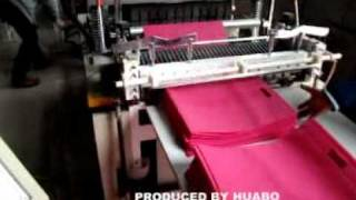 Full Automatic Non Woven Bag Making Machine In India And China