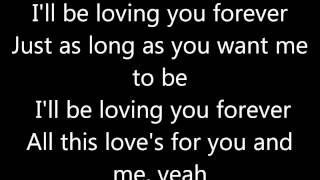 New kids on the block - I'll be loving you (Forever) (karaoke version)