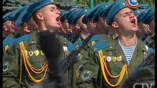 Парад в Минске 3 июля 2016. Полная видеоверсия