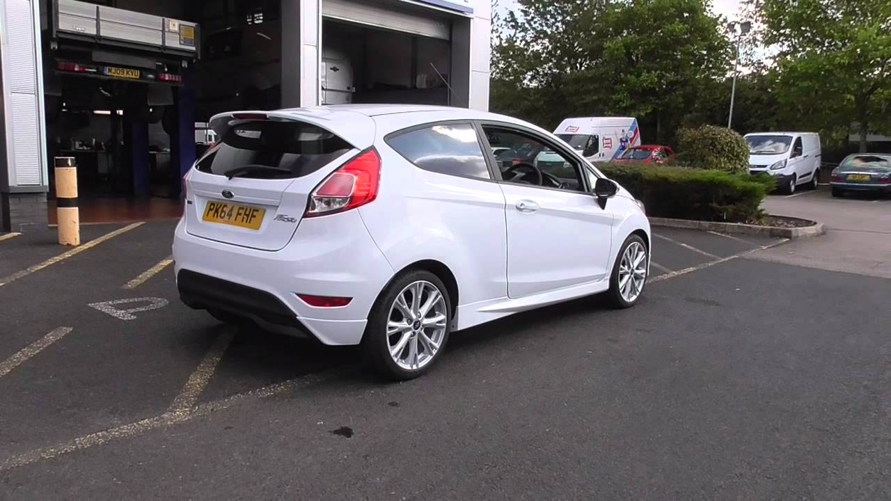 Ford New Fiesta 2014 50 Zetec S 1 0 125ps Ecoboost 5 Speed