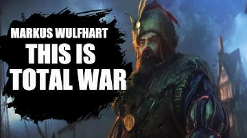 Markus Wulfhart THIS IS TOTAL WAR Campaign Livestream