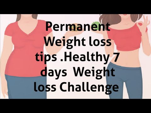 Weight Loss tips in Tamil | Healthy Weight Loss Diet | Effective 7 Days Weight Loss Challenge