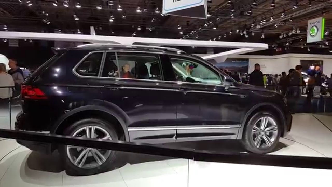 la nouvelle tiguan r line 2016 new tiguan r line youtube. Black Bedroom Furniture Sets. Home Design Ideas