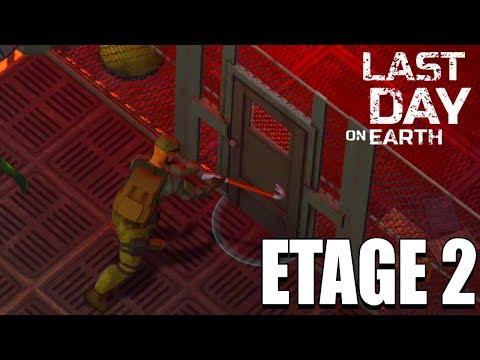 DECOUVERTE BUNKER ALPHA ETAGE 1 & 2 ! Last Day On Earth Episode 7